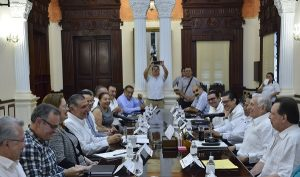 Confía Adán Augusto que habrá una transición ordenada en Tabasco