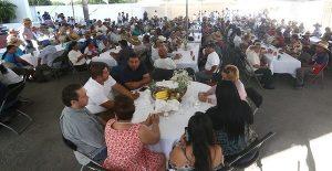 Agradece Administración de Remberto Estrada la solidaridad de trabajadores municipales