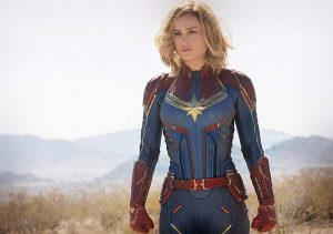 Lanzan primer Trailer de capitana Marvel