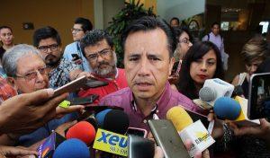 Cuitláhuac García anuncia creación de centro de Identificación de Cadáveres