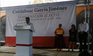 Cuitláhuac García designa a Xóchitl Arbesú Lago como Secretaria de Turismo