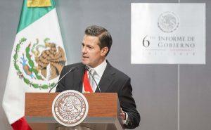 Hoy somos un país mejor del que éramos hace seis años: Enrique Peña Nieto