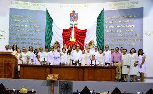 Integran Junta de Coordinación Política y Fracciones Parlamentarias en Tabasco