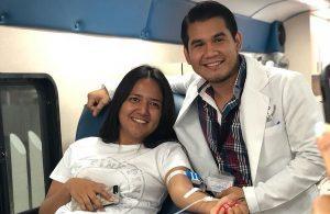 Se suma DIF Tabasco a donación de sangre