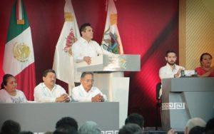 Champotón vivirá sus mejores momentos de la historia: Alejandro Moreno Cárdenas
