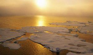 Temperatura de los océanos en ascenso