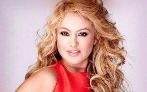 Paulina Rubio causa euforia en San Sebastián
