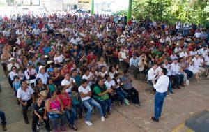 Sembraran en Campeche 50 mil hectáreas en sistema agroforestales