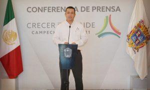 Resultados positivos en Turismo para Campeche: Jorge Manos Esparragoza