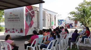 Beneficia en Tabasco Con-voy por mi Salud a más de 41 mil personas