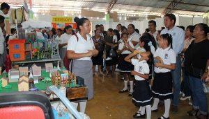 Un éxito en Ciudad La Venta, la Semana Nacional de Ciencia y Tecnología