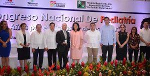 Inauguran en Tabasco, Congreso Nacional de Pediatría