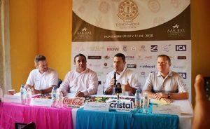 Torneo copa gobernador del 9 al 11 de noviembre en Campeche