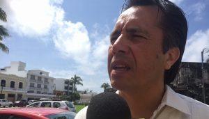 Gobernador en funciones debe atender emergencia por lluvias: Cuitláhuac García