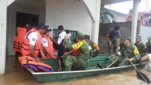 Por lluvias, suspenden clases en 147 municipios de Oaxaca