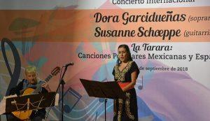 Presentan en la UJAT concierto internacional de canciones populares