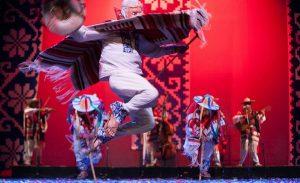 """Realizan  XIV Festival Nacional de Danza Folklórica """"Rosa del Carmen Dehesa Rosado"""""""