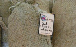 Conoce la sal orgánica de Tehuacán Cuicatlán