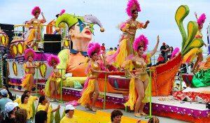 Celebración de los 500 años de Veracruz habrá carros alegóricos de los carnavales del mundo