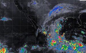 Se pronostican tormentas torrenciales en regiones de Puebla, Oaxaca y Veracruz