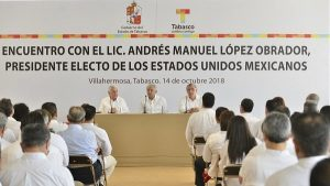 Participa Núñez en reunión con Presidente electo AMLO