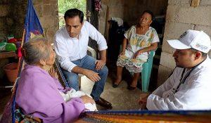 A un mes, «Médico a domicilio» avanza a buen ritmo en Yucatán
