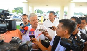 Sólo directivos y personal de confianza de la SENER se mudarán a Tabasco: AMLO