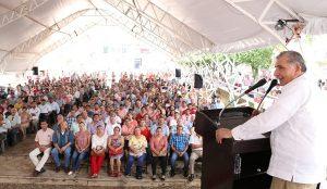 Tendrá Teapa un centro regional de seguridad: Adán Augusto López Hernández