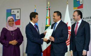Mérida, ciudad con mejor calidad de vida de acuerdo con el Índice de Ciudades Prósperas de ONU Hábitat