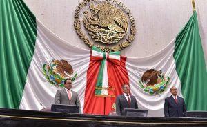 Presidente de la Mesa Directiva del Congreso en Veracruz se va a Morena