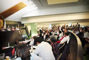Aprueban diputados en Campeche reunión de trabajo con el Secretario de salud