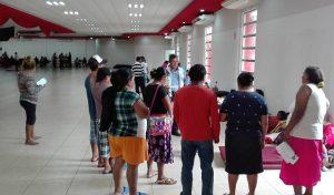Brinda Salud en Tabasco, atención médica a personas afectadas por el Frente Frío número 10