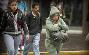 Alerta Protección Civil de frente frio para Campeche