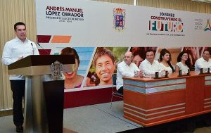 Jóvenes construyendo el futuro entregara en Campeche 56 mil becas