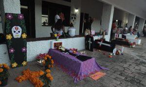Celebra Casa de Artes el Día de los Fieles Difuntos