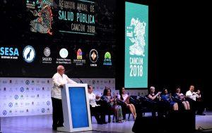 México tiene las bases para seguir mejorando la salud de la población: José Narro Robles
