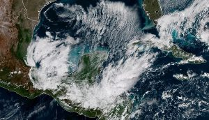 Masa de aire frío favorecerá temperaturas muy frescas en la península de Yucatán
