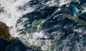 Se pronostican condiciones calurosas y bajo potencial de lluvias para los próximos días en la península de Yucatán