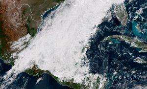 Frente Frío 10 favorecerá un descenso en las temperaturas mínimas en la península de Yucatán