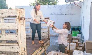 DIF Yucatán envía apoyo a personas damnificadas en Nayarit y Sinaloa