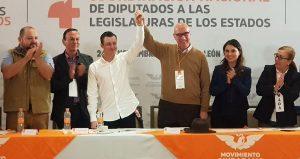 Colosio Riojas coordinará asamblea nacional de diputados de Movimiento Ciudadano