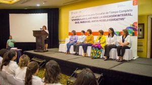 Docentes de Escuelas de Tiempo Completo en Yucatán, tendrán mejor capacitación