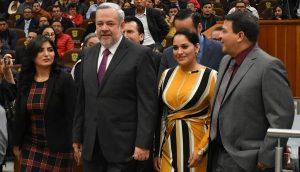 Nombran a Domingo Bahena Secretario General del Congreso de Veracruz