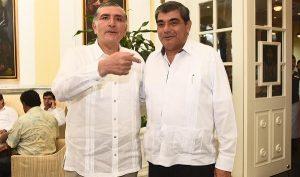 Refrenda el Gobernador Electo, Adán Augusto López Hernández, respaldo a la UJAT