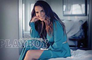 Kate del Castillo, nueva conejita de Playboy