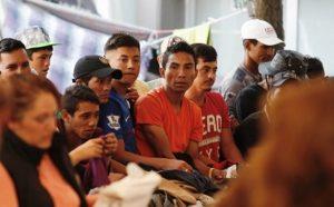 Mayoría de migrantes rechaza oferta de refugio: SEGOB