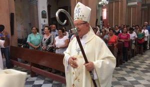 México no tendrá paz si no tiene justicia: Obispo de Veracruz