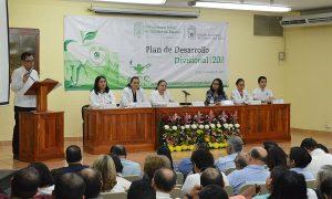 Realizan en la UJAT, consulta para Plan de Desarrollo de Ciencias de la Salud