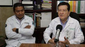 Retiran quiste esplénico a paciente del Hospital del Niño en Tabasco