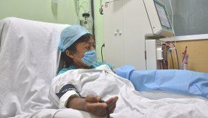 Estabilizan función renal a 60 pacientes bajo tratamiento de hemodiálisis en Campeche